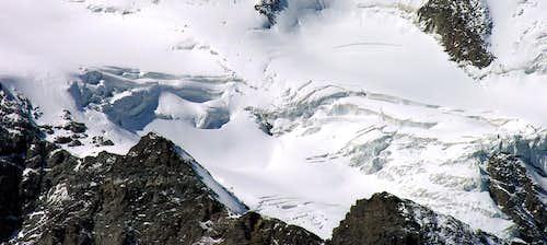 Glacier du Valsorey (Mont Vèlan)