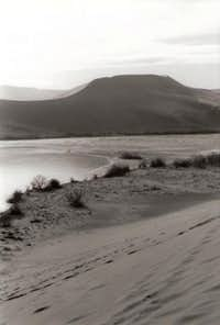 Bruneau Dunes - Water and Sand