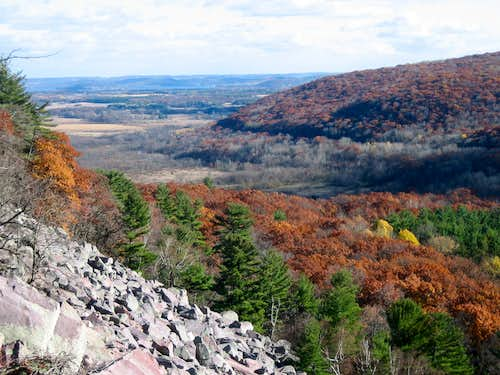Devils Lake Gap