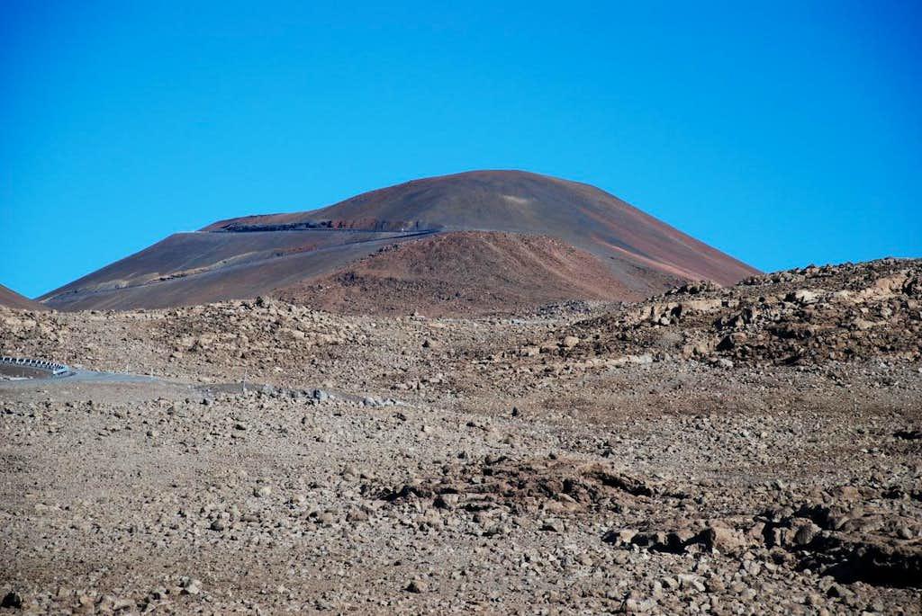 Puu Wekiu (the summit)