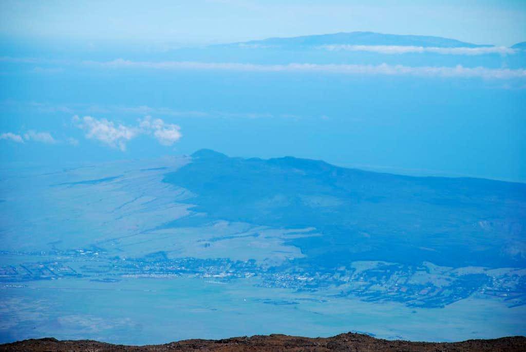 Kohala Mtn and Waimea