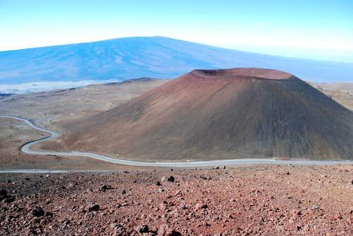 Mauna Loa & Puu Hau Kea
