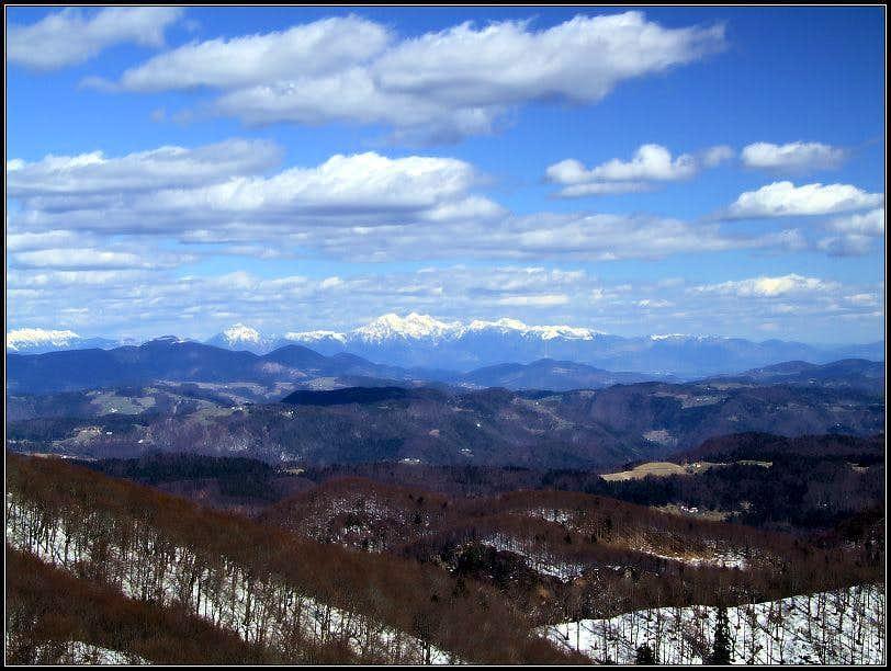 Mali Golak panorama