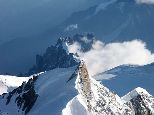 Mont Maudit and Aiguilles of...