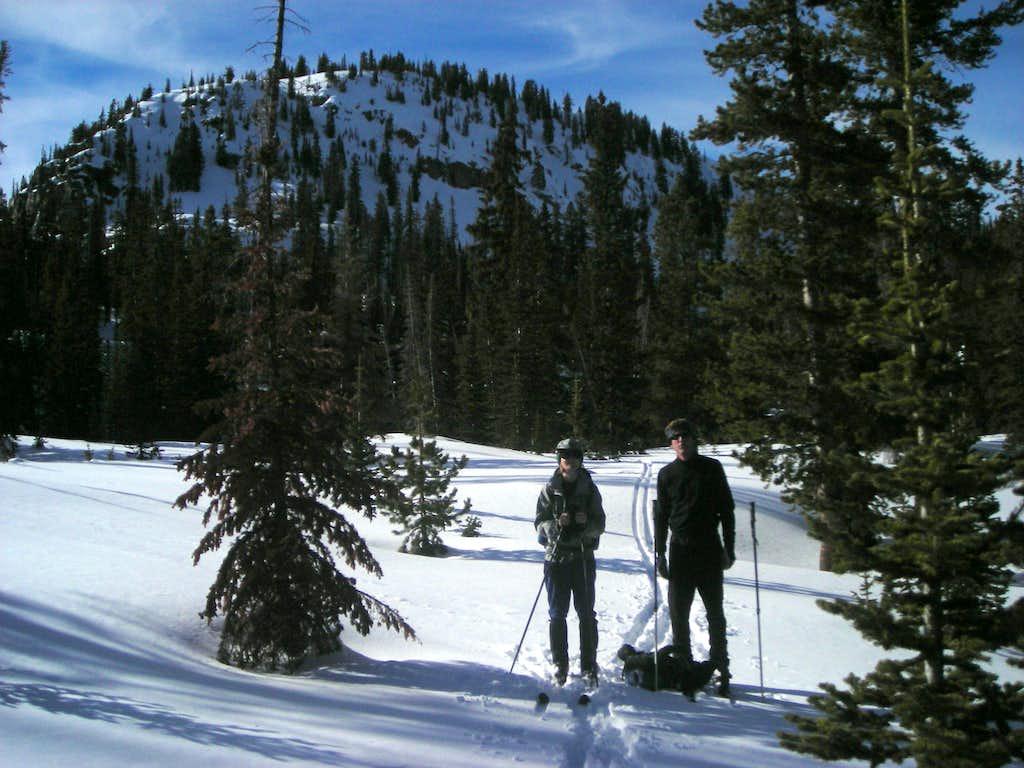 West Shingle Peak