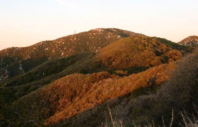 Burnt Peak