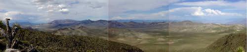 Hidden Valley and Ulida Flat