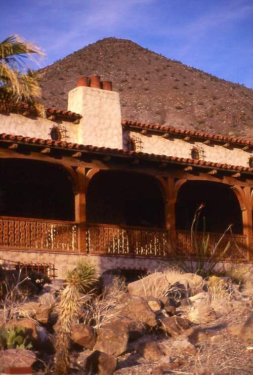 Bunkhouse at Scotty's Castle