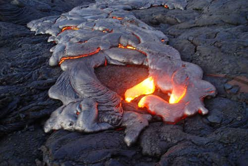 The Molten Lava Trek (East Lae'apuki)