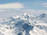 Wildspitze (from Glockturm)