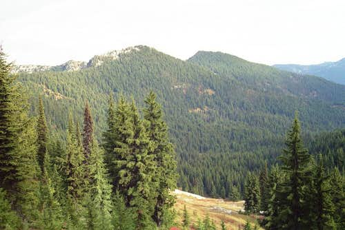 Crag Peak/Heart Peak