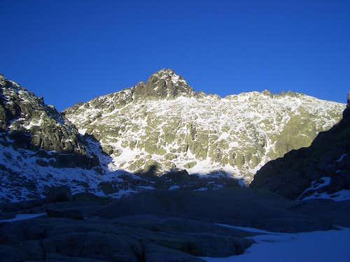 Almanzor (2592m)
