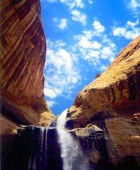 Calf Creek - look up