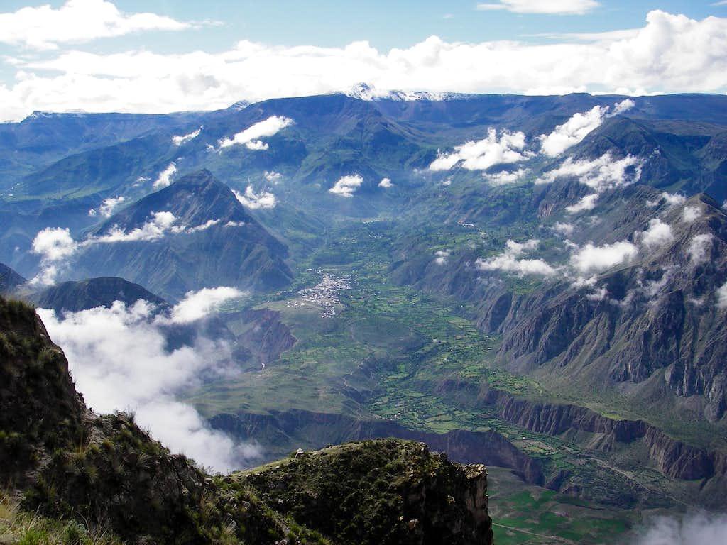 The Village of Cotahuasi