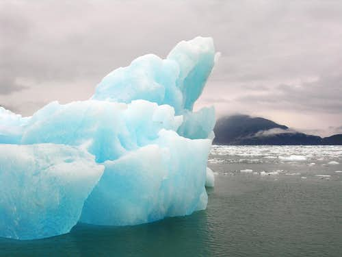 Iceberg in Prince Williams Sound