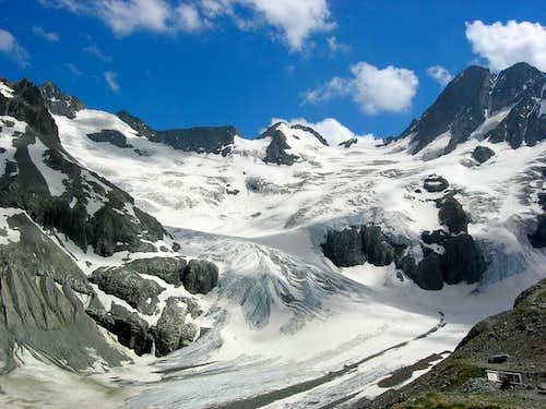 Glacier du Pilatte