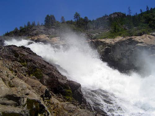Upper Rancheria Falls