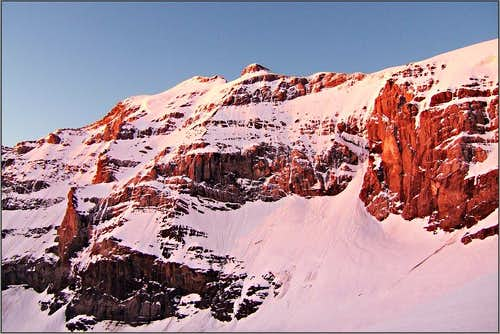 Clariden North Face