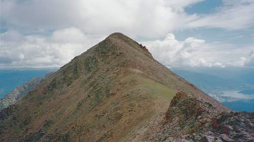 red peaks summit