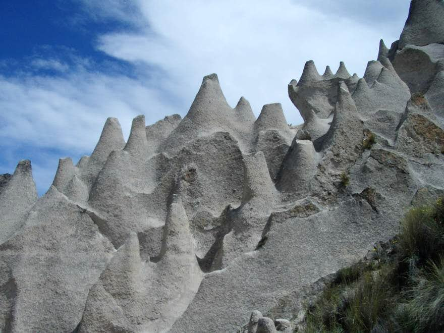 Huito Rock Forest