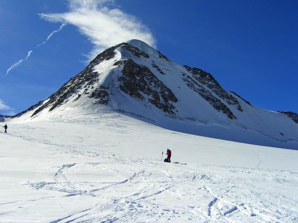 Hinterer Brochkogel North Ridge
