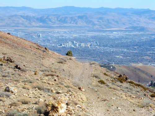 View of Reno