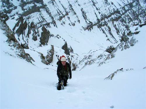 Deep Snow...Deep Canyon