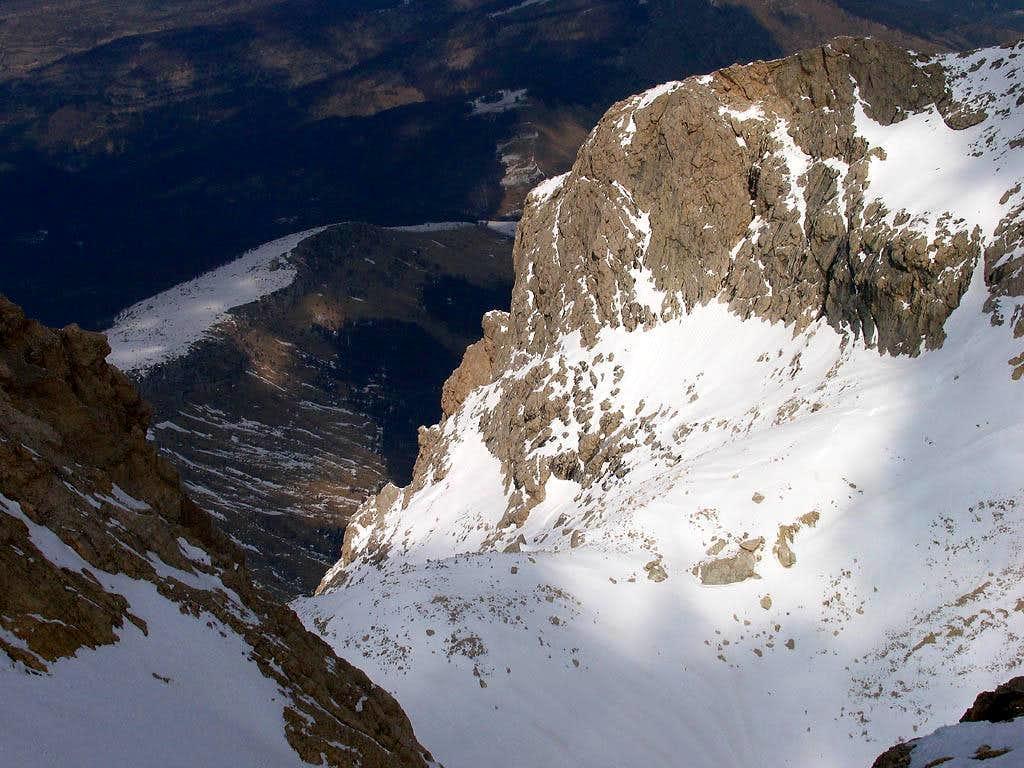 Climbing on Direttissima-3