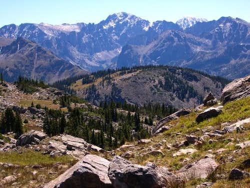 Apache Peak (13,441-ft) is...