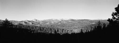 Clark Range - Beyond the Gorge