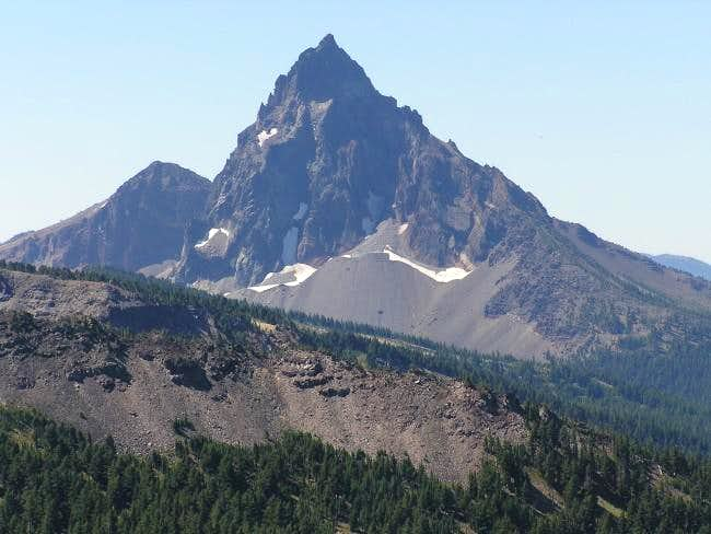 Mt. Thielsen from the north.