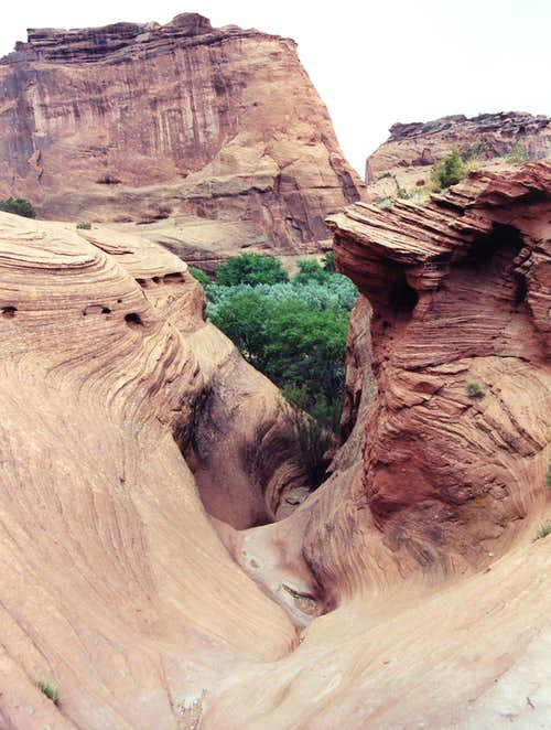 Old Sand Dunes, Canyon de Chelly