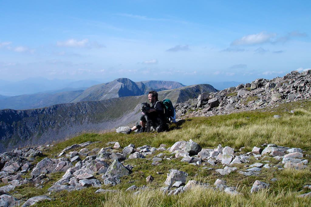 The Ring of Steall