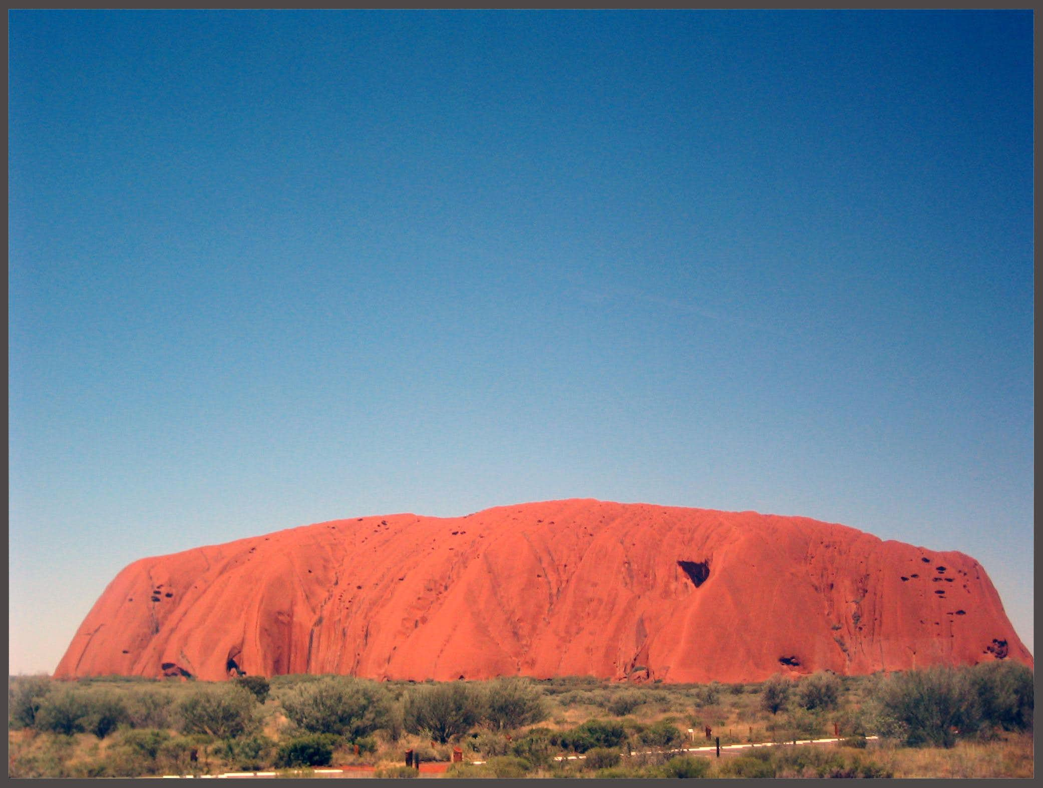 The Beauty of Uluru