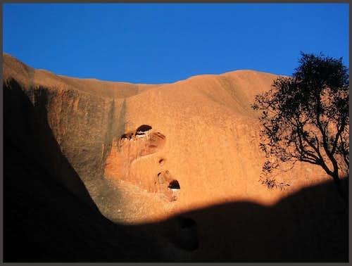 Uluru heart