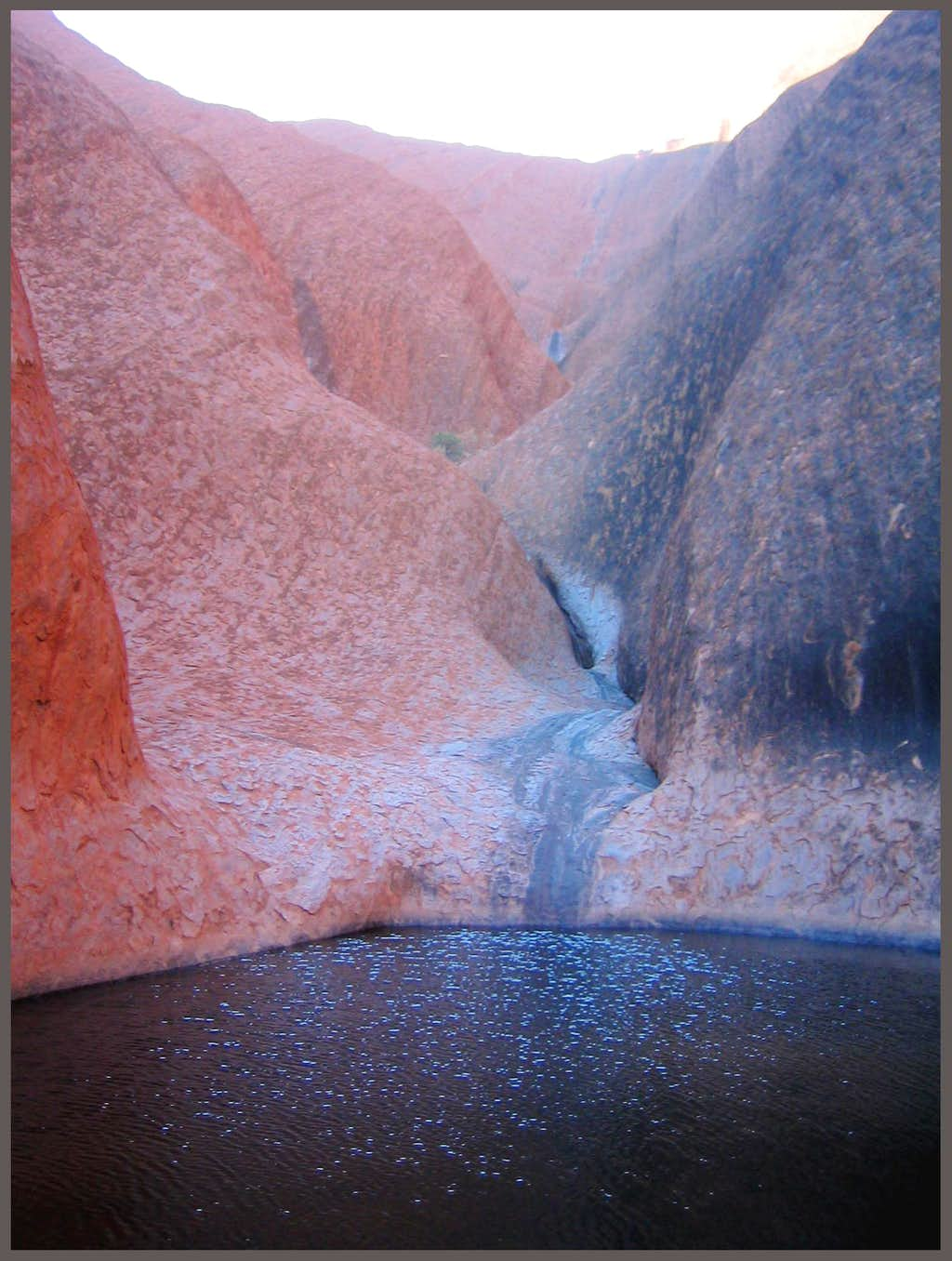Kuniya Waterhole