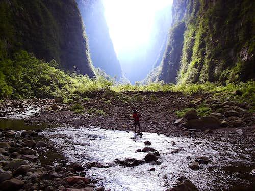 Itaimbezinho and Fortaleza Canyons