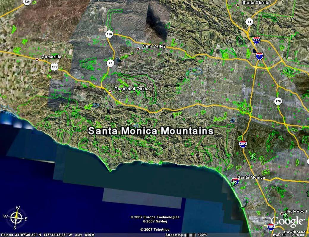 Mountains Google Earth Google Earth Image