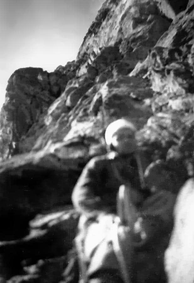 Estate 1946, la guida Piero Rosset ...