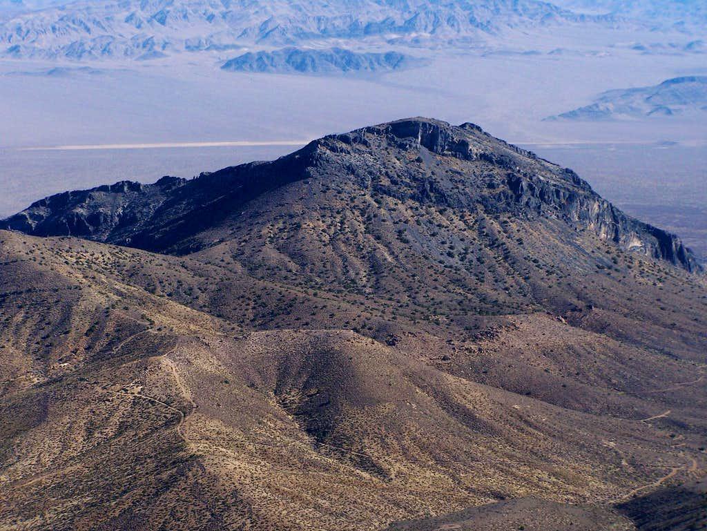 Jaybird Peak