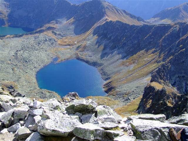 Polish Tatra Mountains,Zadni Staw Polski