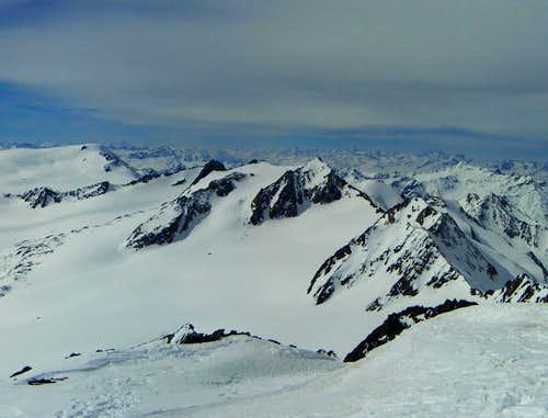 TOP 30 Austrian Main Peaks