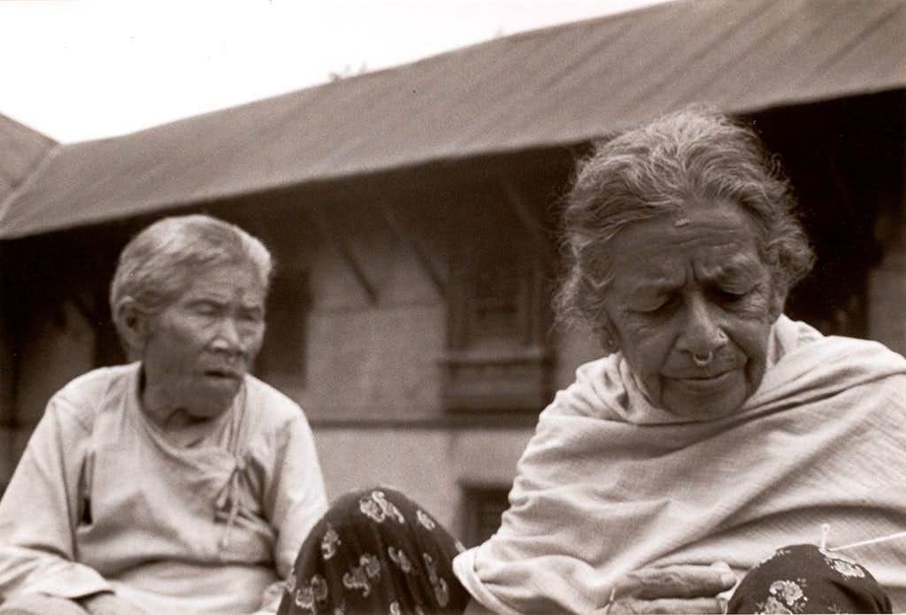 Nepalie  ladies