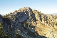 East Ridge of Bruin Mountain, South