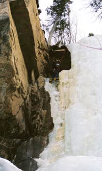 Hidden Falls Axe