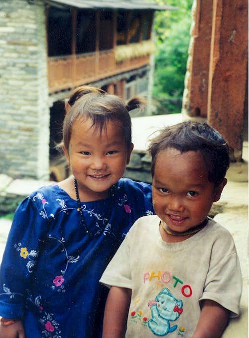 Kids from Pokahra