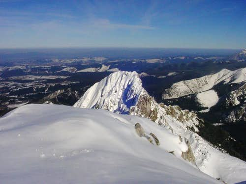 The Small Giewont