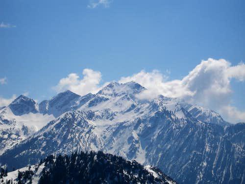 Clouds Envelope Twin Peaks