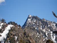 Southern View of Triangle Peak