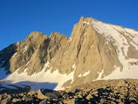 Mount Tyndall from the Williamson Bowl